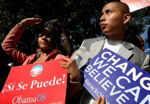 """Obama and Latino Vote"""