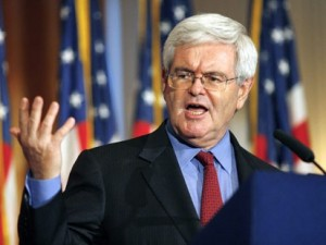 """2012 election Can Newt Gingrich beat Obama?"""