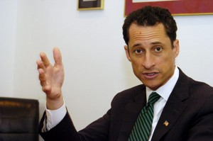 """Anthony Weiner and Race Card"""