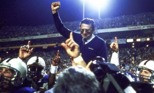 Joe Paterno and sex scandal